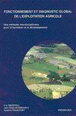 Couverture du livre « Fonctionnement et diagnostic global de l'exploitation agricole » de Eric Marshall et Jean-Regis Bonneviale et Isabelle Francfort aux éditions Educagri