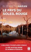 Couverture du livre « Au pays du soleil rouge » de Elizabeth Haran aux éditions Archipel