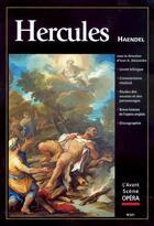 Couverture du livre « L'avant-scène opéra N.221 ; Hercules » de Georg Friedrich Haendel aux éditions L'avant-scene Opera