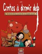 Couverture du livre « Conte à dormir debout t.1 » de Ced aux éditions Makaka