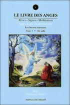 Couverture du livre « Le livre des anges » de Kaya et Christiane Muller aux éditions Univers/cite Mikael