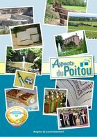 Couverture du livre « Aspects du Poitou » de Brigitte De Larochelambert aux éditions Brigitte De Larochelambert