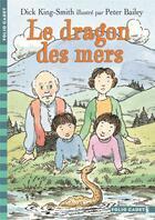 Couverture du livre « Le dragon des mers » de Dick King-Smith aux éditions Gallimard-jeunesse