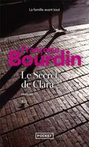 Couverture du livre « Le secret de Clara » de Francoise Bourdin aux éditions Pocket