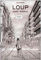 Couverture du livre « Loup » de Amelie Sarn et Eric Moreno et Marc Moreno aux éditions Les Enfants Rouges