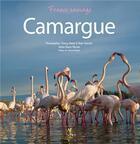Couverture du livre « Camargue » de Thierry Vezon et Rozen Morvan et Alain Fournier aux éditions Biotope