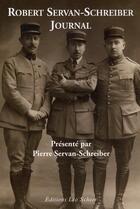Couverture du livre « Journal (1880-1943) » de Robert Schreiber aux éditions Leo Scheer
