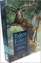 Couverture du livre « Le tarot de la forêt enchantée » de John Matthews et Mark Ryan aux éditions Vega