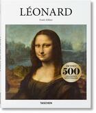 Couverture du livre « Léonard » de Frank Zollner aux éditions Taschen