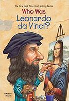 Couverture du livre « Who was leonardo da vinci ? /anglais » de Edwards Roberta aux éditions Random House Us