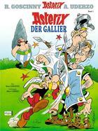 Couverture du livre « Asterix T.1 ; Asterix der gallier » de Rene Goscinny et Albert Uderzo aux éditions Dargaud