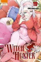 Couverture du livre « Witch hunter T.19 » de Jung-Man Cho aux éditions Ki-oon