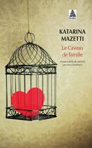 Couverture du livre « Le caveau de famille » de Katarina Mazetti aux éditions Actes Sud