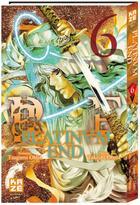 Couverture du livre « Platinum end T.6 » de Takeshi Obata et Tsugumi Ohba aux éditions Kaze
