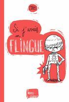 Couverture du livre « Si j'avais un flingue » de Tom aux éditions Le Moule A Gaufres