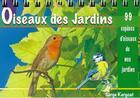 Couverture du livre « Oiseaux des jardins » de Kergoat/Serge aux éditions Serge Kergoat