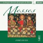 Couverture du livre « Messes » de Gouzes A aux éditions Studio Sm