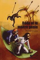 Couverture du livre « Réda t.1 ; Réda et le maître génie » de Florent Gounon aux éditions Jasmin