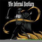 Couverture du livre « The infernal bestiary » de Matthieu Hackiere et Justine Ternel aux éditions Gingko Press