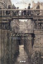 Couverture du livre « Le dernier voyage ; le docteur Korczak et ses enfants » de Irene Cohen-Janca et Maurizio Quarello aux éditions Editions Des Elephants