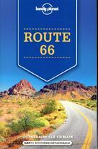 Couverture du livre « Route 66 (2e édition) » de Collectif Lonely Planet aux éditions Lonely Planet France