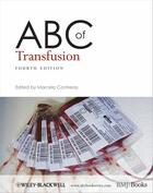 Couverture du livre « ABC of Transfusion » de Marcela Contreras aux éditions Bmj Books