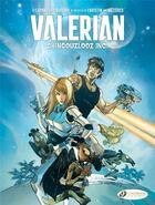 Couverture du livre « Valerian T.1 ; Shingouzlooz inc. » de Wilfrid Lupano et Mathieu Lauffray aux éditions Cinebook
