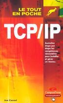 Couverture du livre « Tcp-Ip » de Joe Casad aux éditions Campuspress