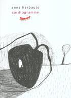 Couverture du livre « Cardiogramme » de Anne Herbauts aux éditions Actes Sud