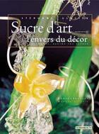 Couverture du livre « Sucre d'art » de Stephane Glacier aux éditions L'if