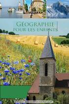 Couverture du livre « Géographie pour les enfants » de Dominique Carcassonne aux éditions Contretemps