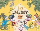 Couverture du livre « La masure aux confitures » de Sylvie Chausse et Anne Letuffe aux éditions Atelier Du Poisson Soluble