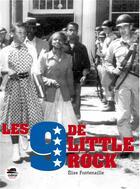 Couverture du livre « Les 9 de Little Rock » de Elise Fontenaille aux éditions Oskar