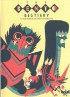 Couverture du livre « The bento bestiary » de Ben Newman aux éditions Nobrow
