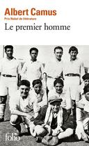 Couverture du livre « Le premier homme » de Albert Camus aux éditions Gallimard