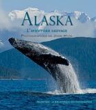 Couverture du livre « Alaska, l'aventure sauvage » de John Hyde aux éditions Palantines