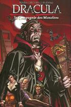 Couverture du livre « Dracula t.1 » de Daryl Gregory et Kurt Busiek aux éditions French Eyes