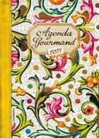 Couverture du livre « Agenda gourmand (édition 2021) » de Collectif aux éditions Les Cuisinieres