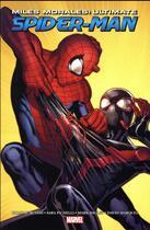Couverture du livre « Ultimate Spider-Man ; Miles Morales » de David Marquez et Brian Michael Bendis aux éditions Panini