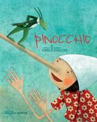 Couverture du livre « Pinocchio » de Manuela Adreani et Carlo Collodi aux éditions Presses Aventure