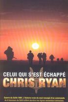 Couverture du livre « Celui qui s'est échappé » de Ryan aux éditions Nimrod