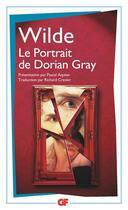 Couverture du livre « Le portrait de Dorian Gray » de Oscar Wilde aux éditions Flammarion