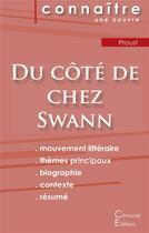 Couverture du livre « Du côté de chez Swann, de Marcel Proust » de Collectif aux éditions Editions Du Cenacle