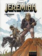 Couverture du livre « Jeremiah ; INTEGRALE VOL.5 ; T.17 A T.20 » de Hermann aux éditions Dupuis