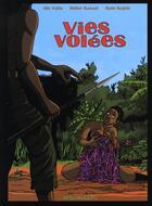 Couverture du livre « Vies volées » de Fuilu/Kassai/Kojele aux éditions Afro Bulles
