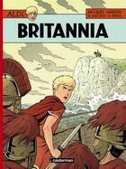 Couverture du livre « Alix T.33 ; Britannia » de Jacques Martin et Marc Jailloux et Mathieu Breda aux éditions Casterman