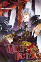 Couverture du livre « Witch Hunter T.13 » de Jung-Man Cho aux éditions Ki-oon