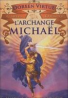Couverture du livre « L'oracle de l'archange Michaël » de Doreen Virtue aux éditions Exergue