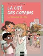 Couverture du livre « La cité des copains t.7 ; le mensonge de Lilou » de Christine Palluy et Mathilde George aux éditions Hatier