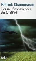 Couverture du livre « Les neuf consciences du Malfini » de Patrick Chamoiseau aux éditions Gallimard